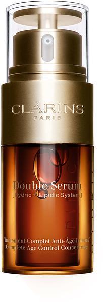 Best pris på Clarins Double Serum Complete Age Control Concentrate 30ml  Ansiktsserum - Sammenlign priser hos Prisjakt 9ab5043a9270d