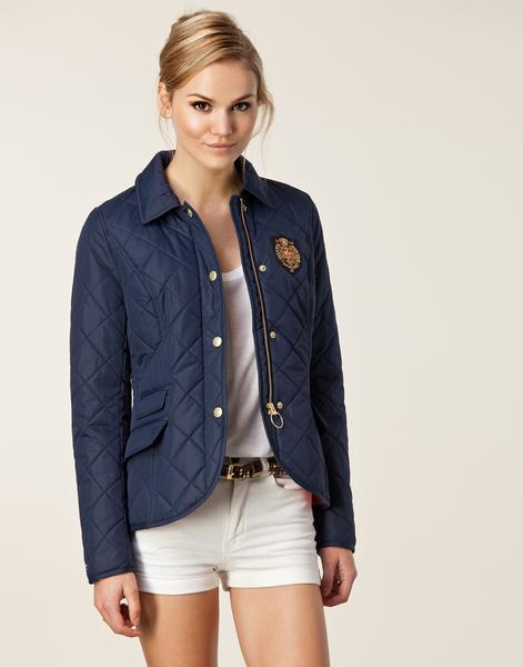 morris lady audrey quilted jacket