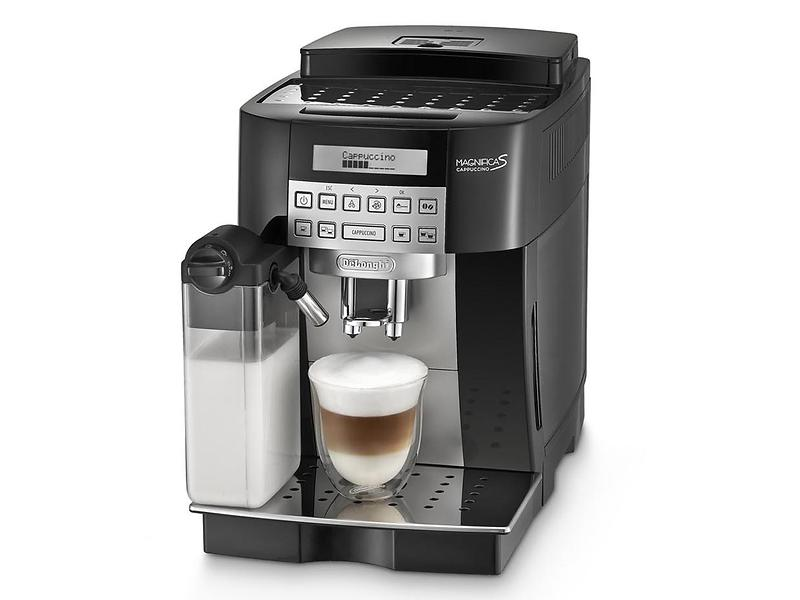 best deals on delonghi magnifica s ecam espresso machine compare prices on pricespy. Black Bedroom Furniture Sets. Home Design Ideas