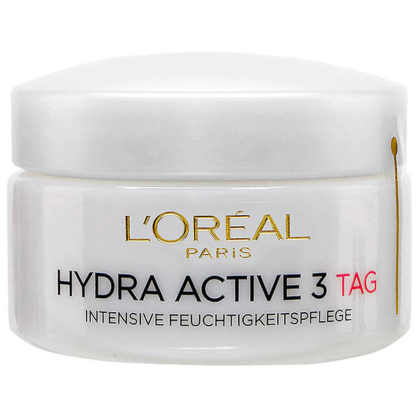 best pris p l 39 oreal hydra active 3 intensive moisturizing day care dry skin 50ml ansiktskrem. Black Bedroom Furniture Sets. Home Design Ideas