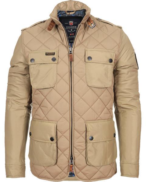 6babd8d7 Hitta närmaste butik som säljer Morris Mclaren Quilted (Herr) Jackor