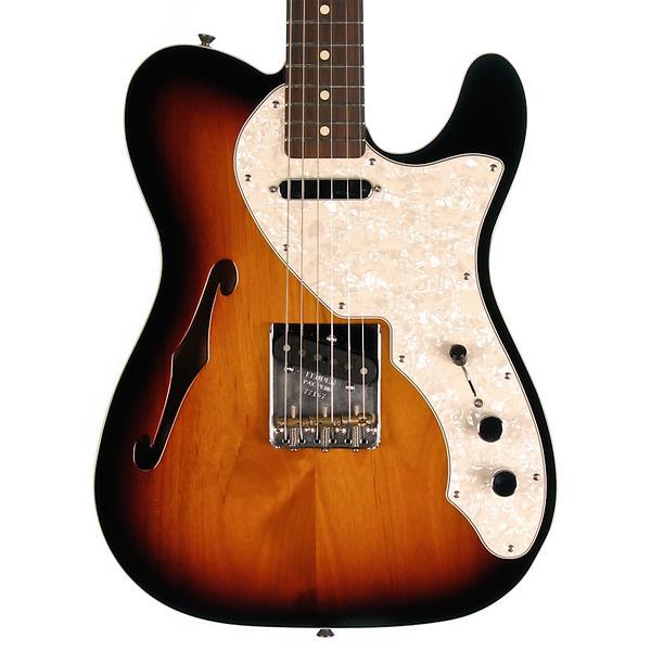 best deals on fender fsr thinline super deluxe telecaster hb electric guitar compare prices. Black Bedroom Furniture Sets. Home Design Ideas
