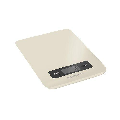 Morphy Richards Accents Digital Touchscreen Scale 5kg
