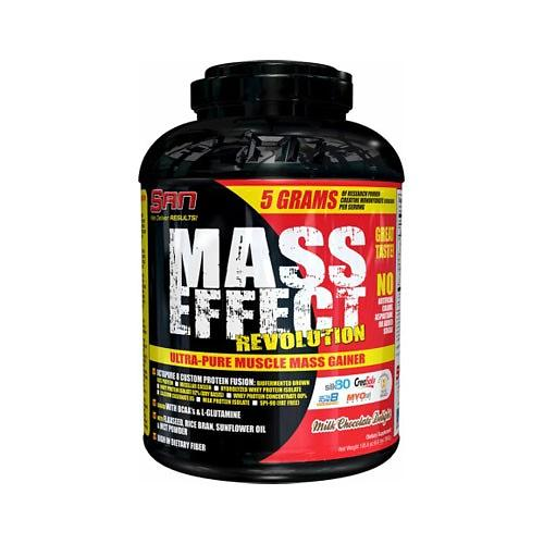 Best Deals On San Nutrition Mass Effect Revolution 5 98kg