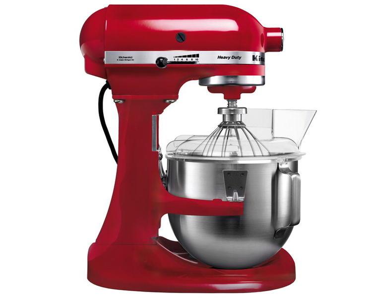 Les meilleures offres de kitchenaid professional 5kpm5 for Avis sur robot kitchenaid