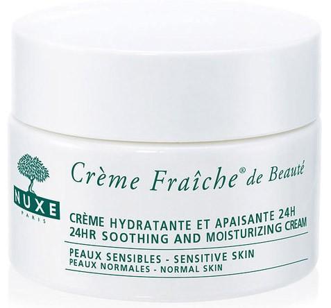 Nuxe Creme Fraiche De Beaute 24h Soothing Moisturizing Cream 50ml