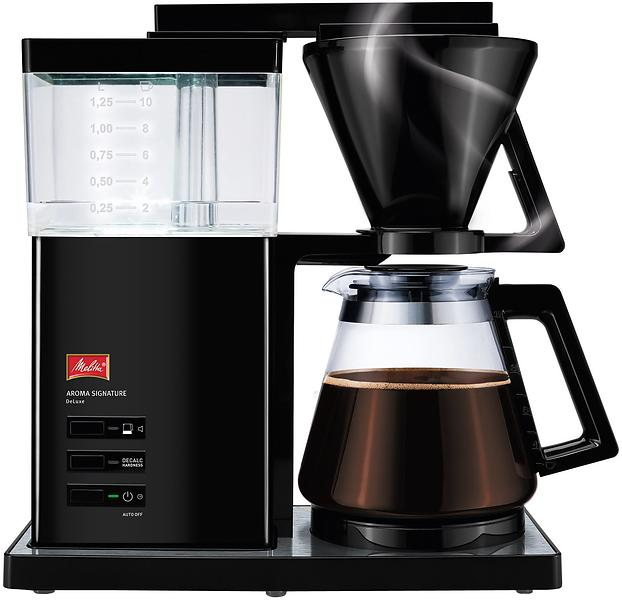 Cookworks Xq668t Filter Coffee Maker Reviews : Review of Melitta Aroma Signature DeLuxe Filter Coffee Machine - User ratings