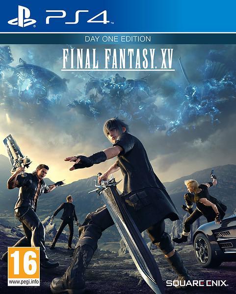 Bild på Final Fantasy XV från Prisjakt.nu