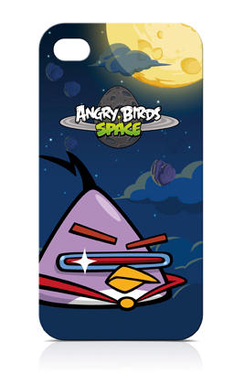 Gear4 Angry Birds Space Lazer Bird for iPhone 4/4S