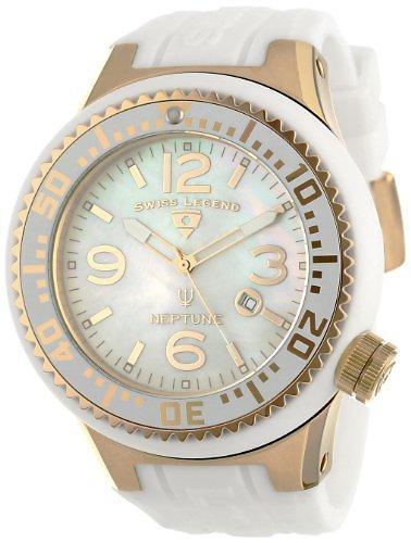Best deals on Swiss Legend SL-21818P-YG-02-MOP Watch ...
