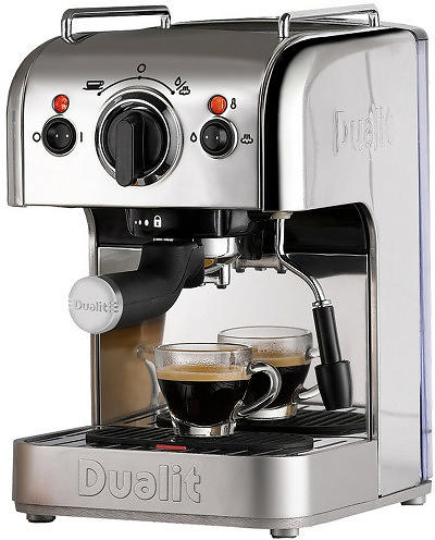Price history for Dualit 3-in-1 Espresso Machine - Find the best price