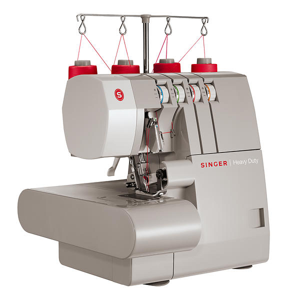 best deals on singer heavy duty overlock 14hd854 sewing. Black Bedroom Furniture Sets. Home Design Ideas