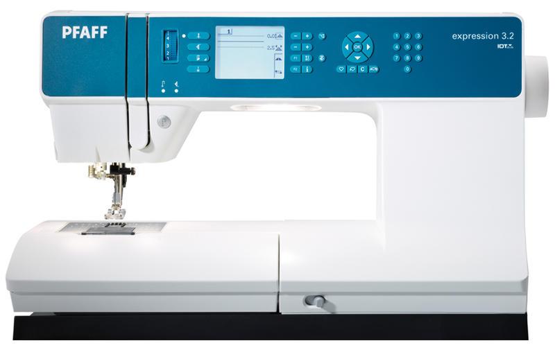 Best Deals On Pfaff Expression 3 2 Sewing Machine