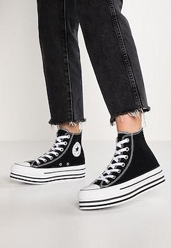 Jämför priser på Converse Chuck Taylor All Star Platform Canvas Hi (Dam)  Fritidsskor   sneakers - Hitta bästa pris på Prisjakt 2b250d77b95f0