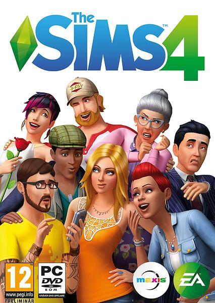 Bild på The Sims 4 från Prisjakt.nu