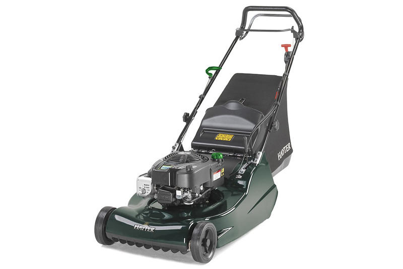 manual lawn mower vs electric