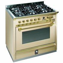 Steel Cucine Ascot A9S-6W (Crema) Cucina al miglior prezzo ...