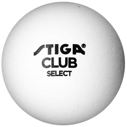 Best deals on stiga sports club select white orange 100 for 100 table tennis balls