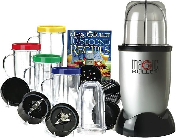 Magic Bullet Blender 17 Piece Set Kj 248 Kkenmaskin