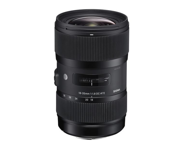 Sigma 18-35/1,8 DC HSM Art for Canon