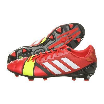 super popular 745e0 bcdd8 Adidas Nitrocharge 2.0 TRX FG (Homme) au meilleur prix - Comparez les  offres de Chaussures de football sur leDénicheur