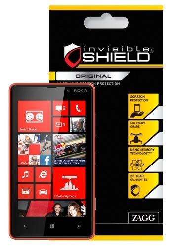 Zagg InvisibleSHIELD Original Full Body for Nokia Lumia 820