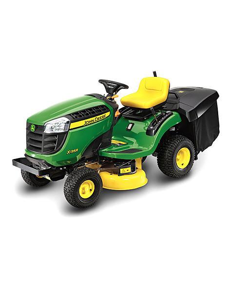 john deere x135r au meilleur prix comparez les offres de tracteur tondeuse sur led nicheur. Black Bedroom Furniture Sets. Home Design Ideas