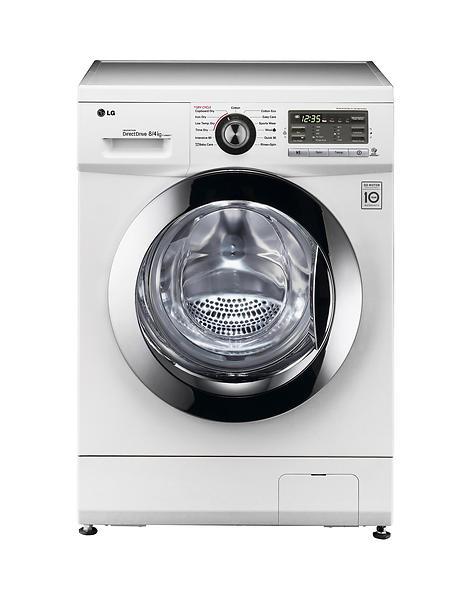 d tails produit lg f1496ad3 blanc machine laver. Black Bedroom Furniture Sets. Home Design Ideas