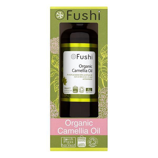 Fushi Camellia Japanese Oil 100ml