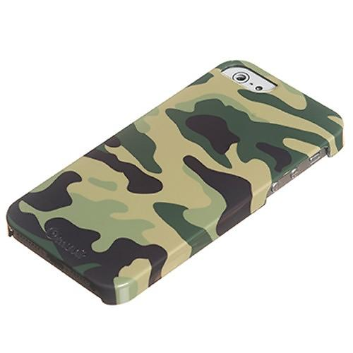 Muvit Camo Plastic Cover for iPhone 5/5s/SE