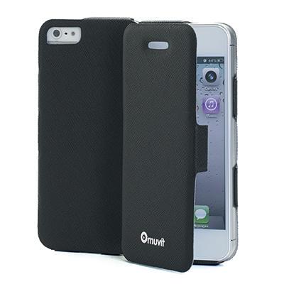 Muvit Skinny Agenda Case for iPhone 5/5s/SE