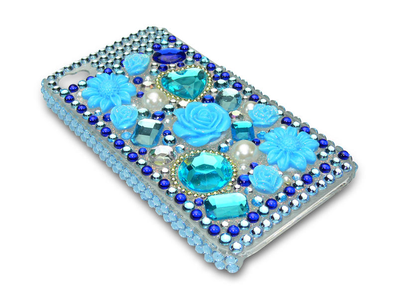 Sandberg Bling Cover for iPhone 4/4S