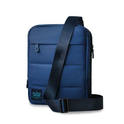 Puro Vertical Messenger Tablet Bag 10.1""