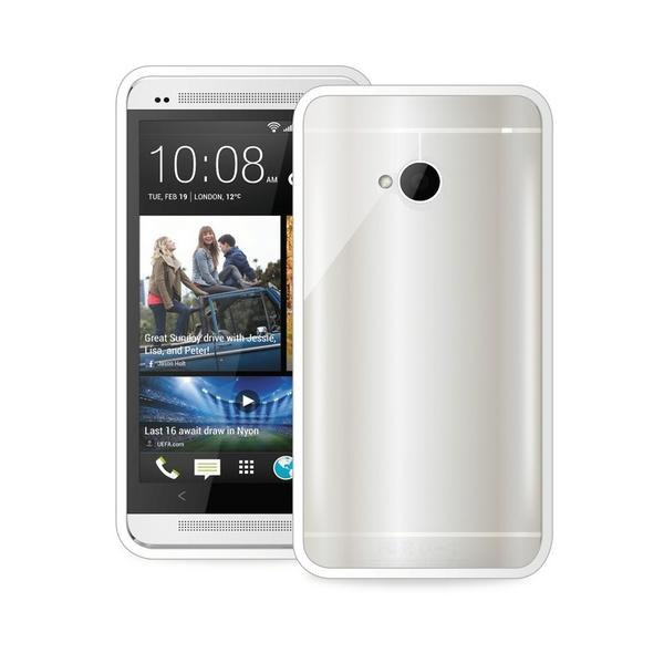 Puro Clear Cover for HTC One
