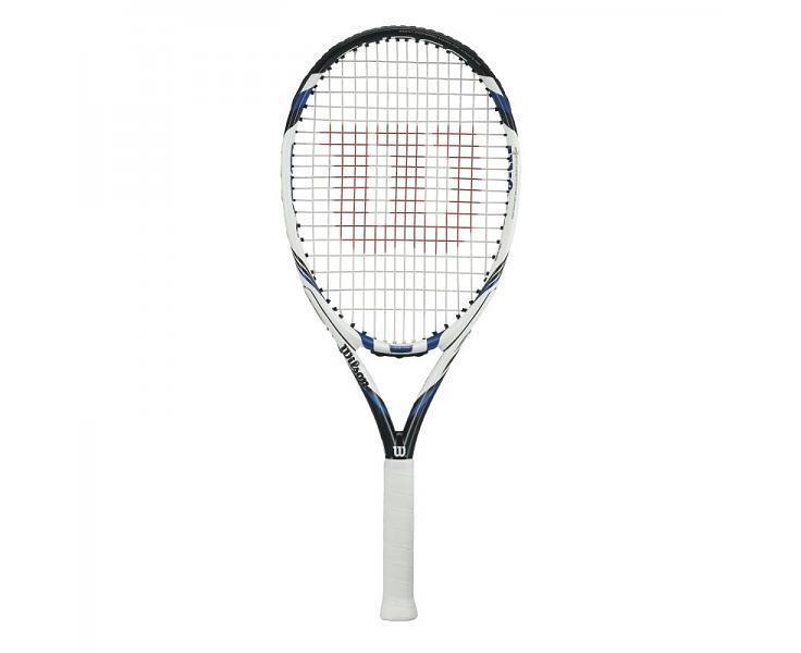 wilson three blx 113 tennis racquet review