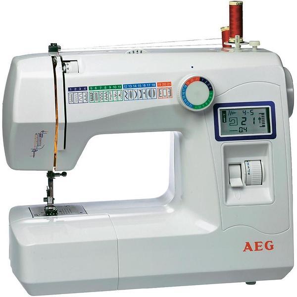 AEG NM227 LCD