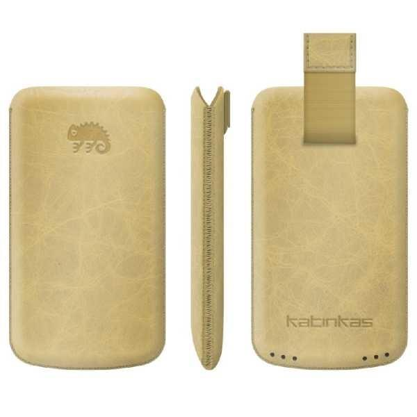 Katinkas Premium Leather Case Creased for Nokia N8