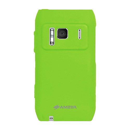 Amzer Silicone Skin Jelly Case for Nokia N8