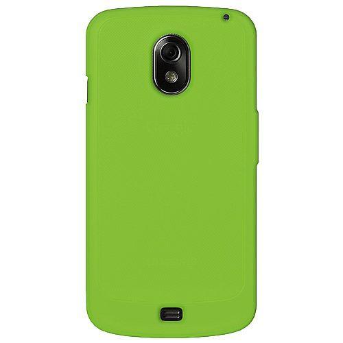 Amzer Silicone Skin Jelly Case for Google Galaxy Nexus