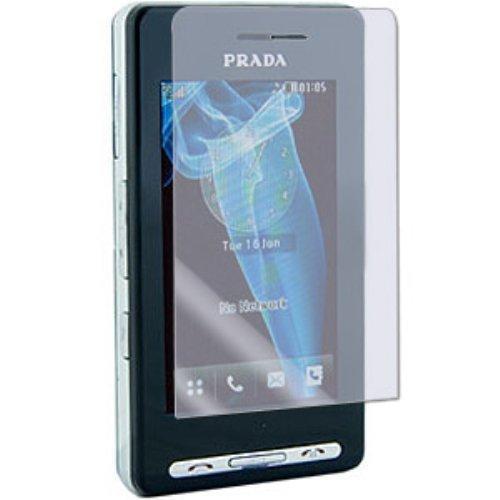 Amzer Anti-Glare Screen Protector for LG Prada