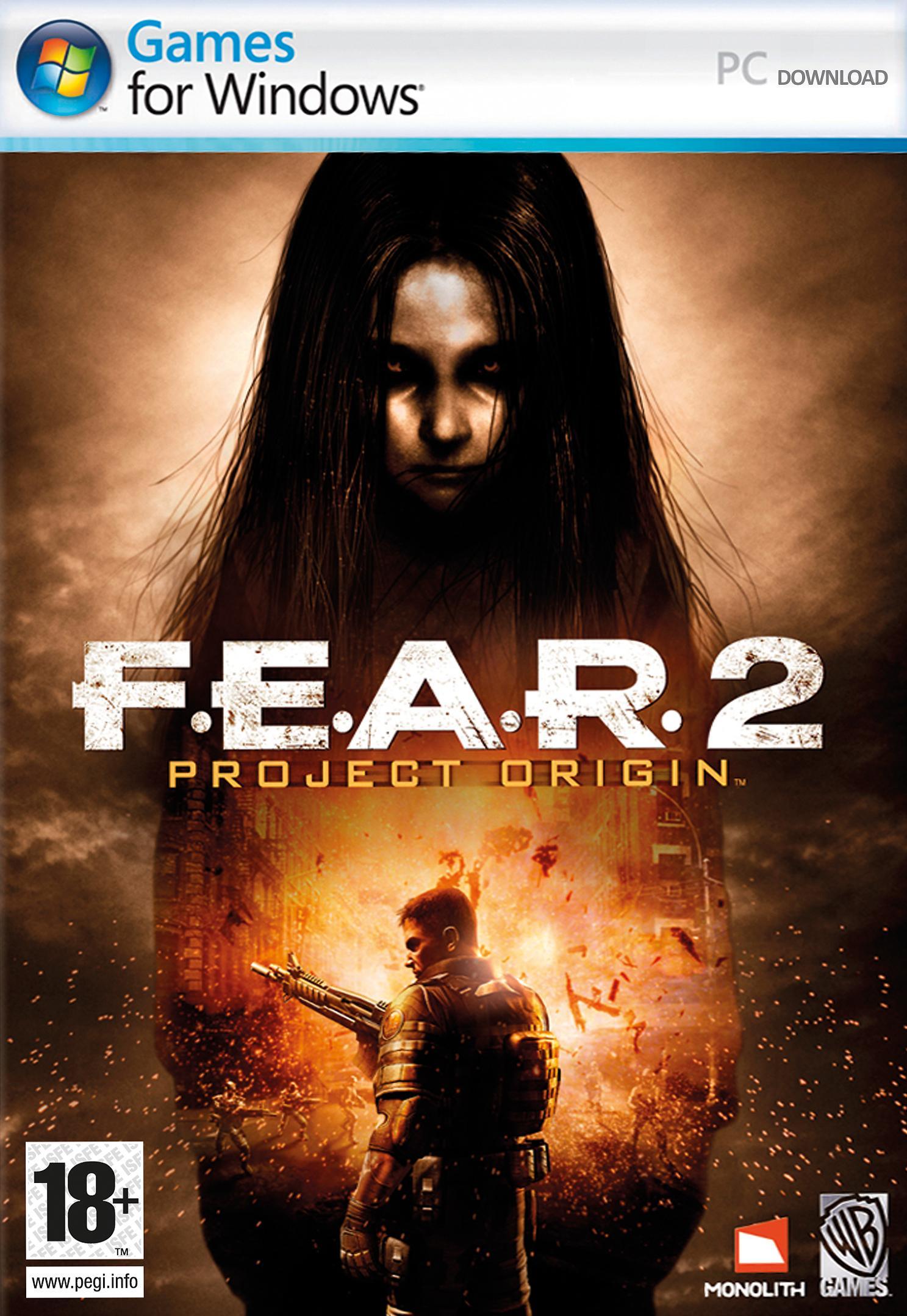 F E A R  2: Project Origin (PC)