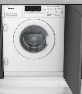bauknecht wai 2642 blanc au meilleur prix comparez les offres de machine laver sur led nicheur. Black Bedroom Furniture Sets. Home Design Ideas