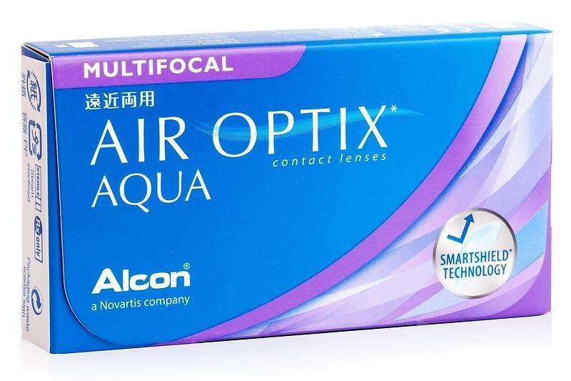 best deals on alcon air optix aqua multifocal 3 pack. Black Bedroom Furniture Sets. Home Design Ideas