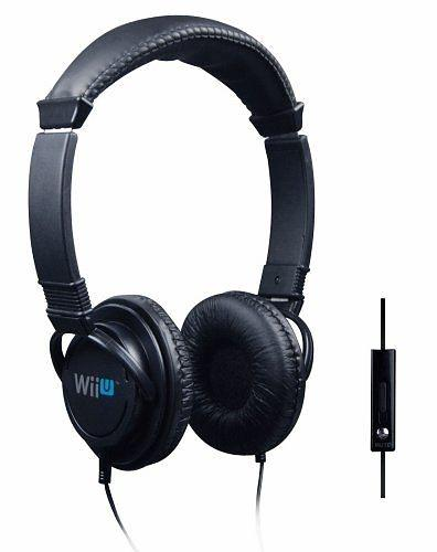 Venom Officially Licensed Wii U Stereo Gaming Headset