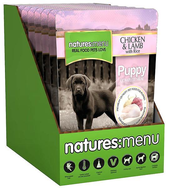 Natures Menu Wet Dog Food Reviews