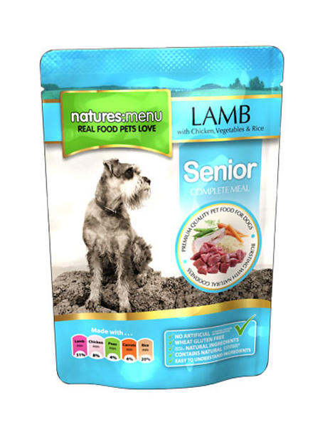 Is Natures Menu A Good Dog Food