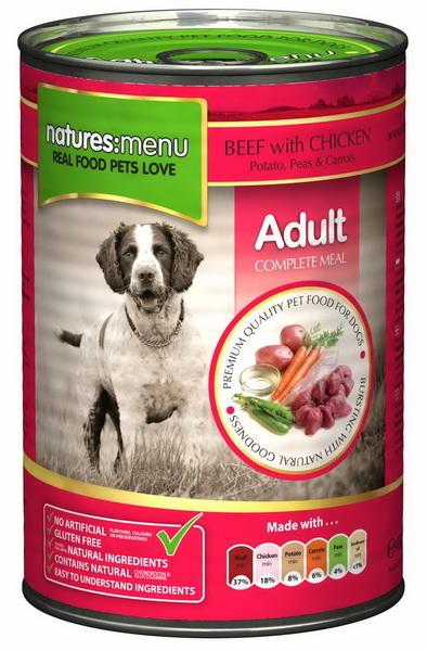 Is Natures Menu A Good Dog Food