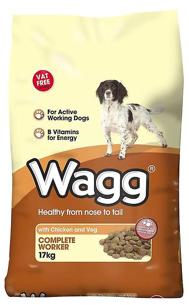 Wagg Complete Dog Food Deals