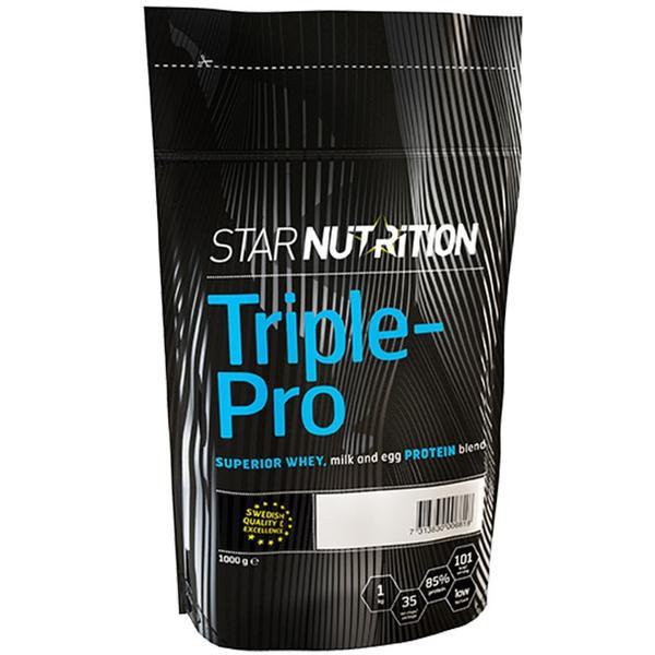 star nutrition triple pro