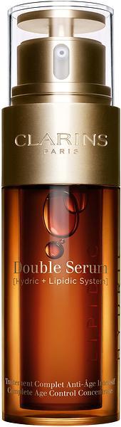 Best pris på Clarins Double Serum Complete Age Control Concentrate 50ml  Ansiktsserum - Sammenlign priser hos Prisjakt 60fcf7c3e1a2c